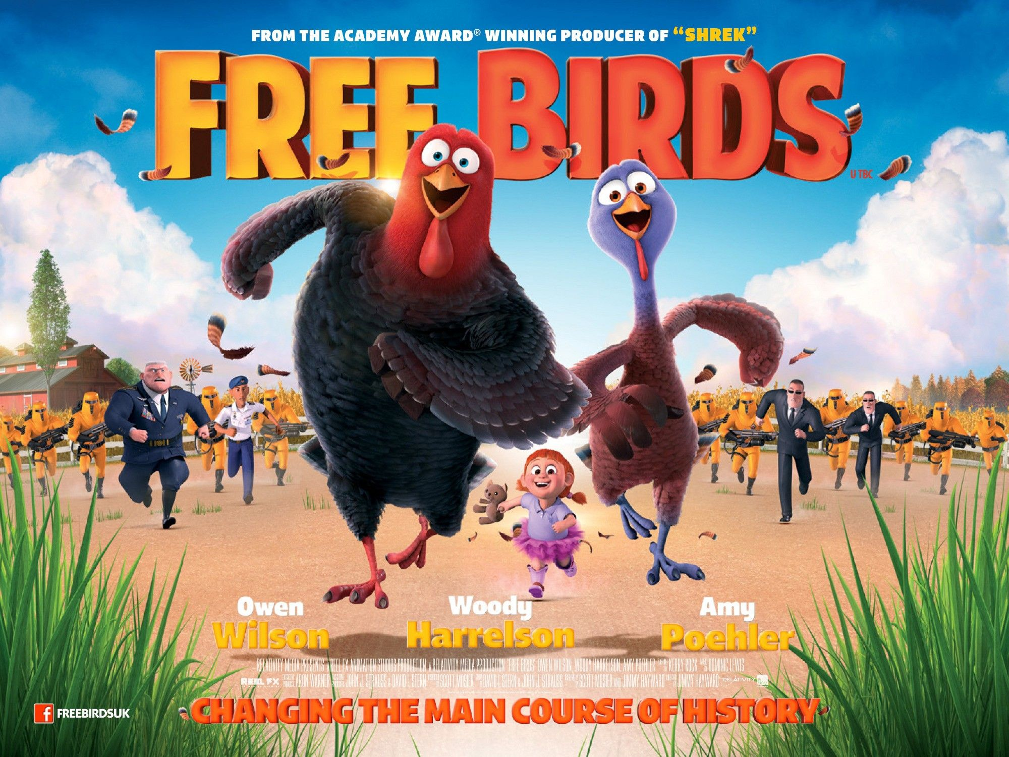 Free Birds | Doug Hogan